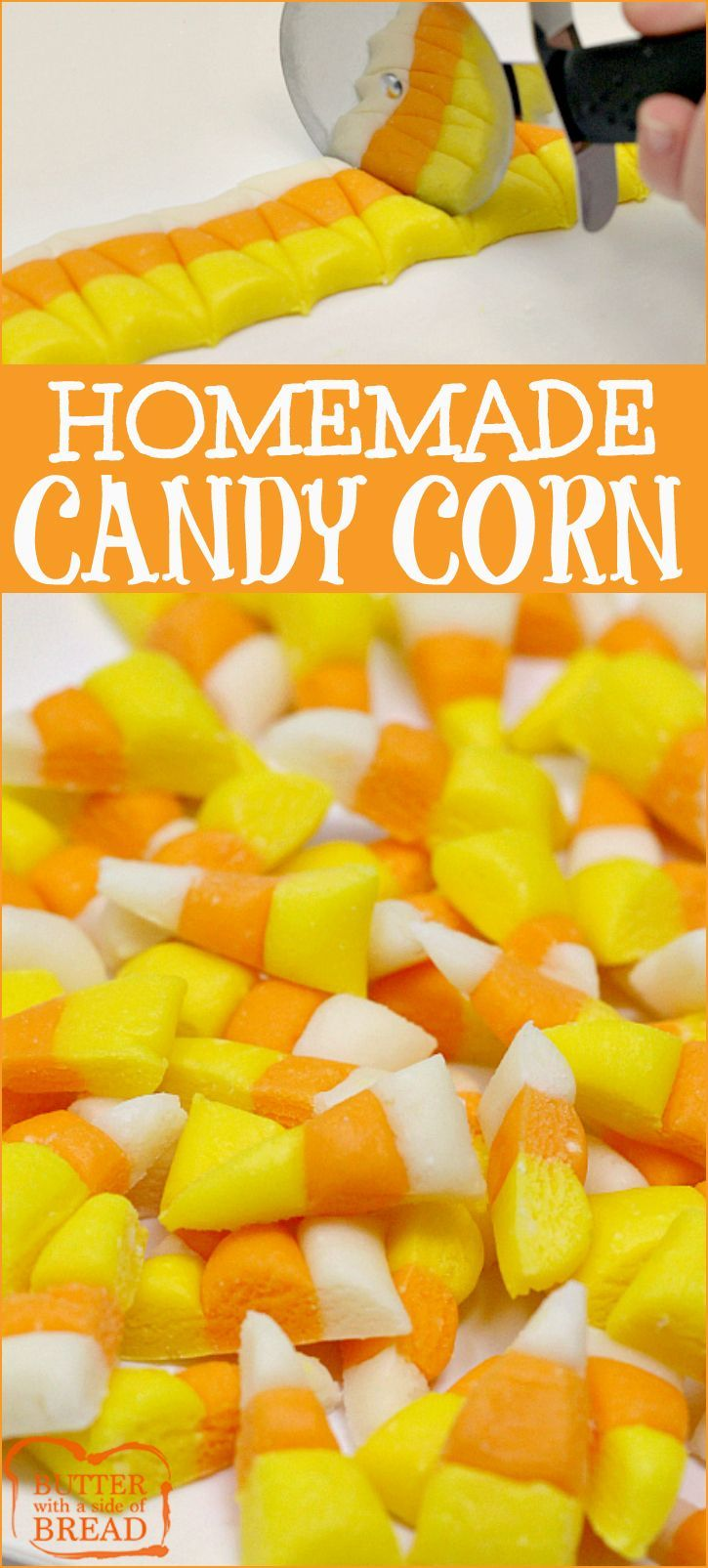 1084 best halloween foods images on pinterest halloween foods homemade candy corn is easy to make and even more delicious than the store bought forumfinder Gallery