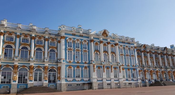 Best of St. Petersburg - KIatharinenhof