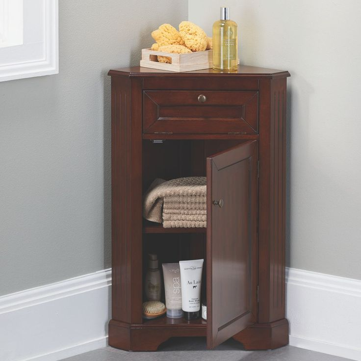 Weatherby Bathroom Corner Storage Cabinet. 17 best ideas about Bathroom Corner Storage Cabinet on Pinterest