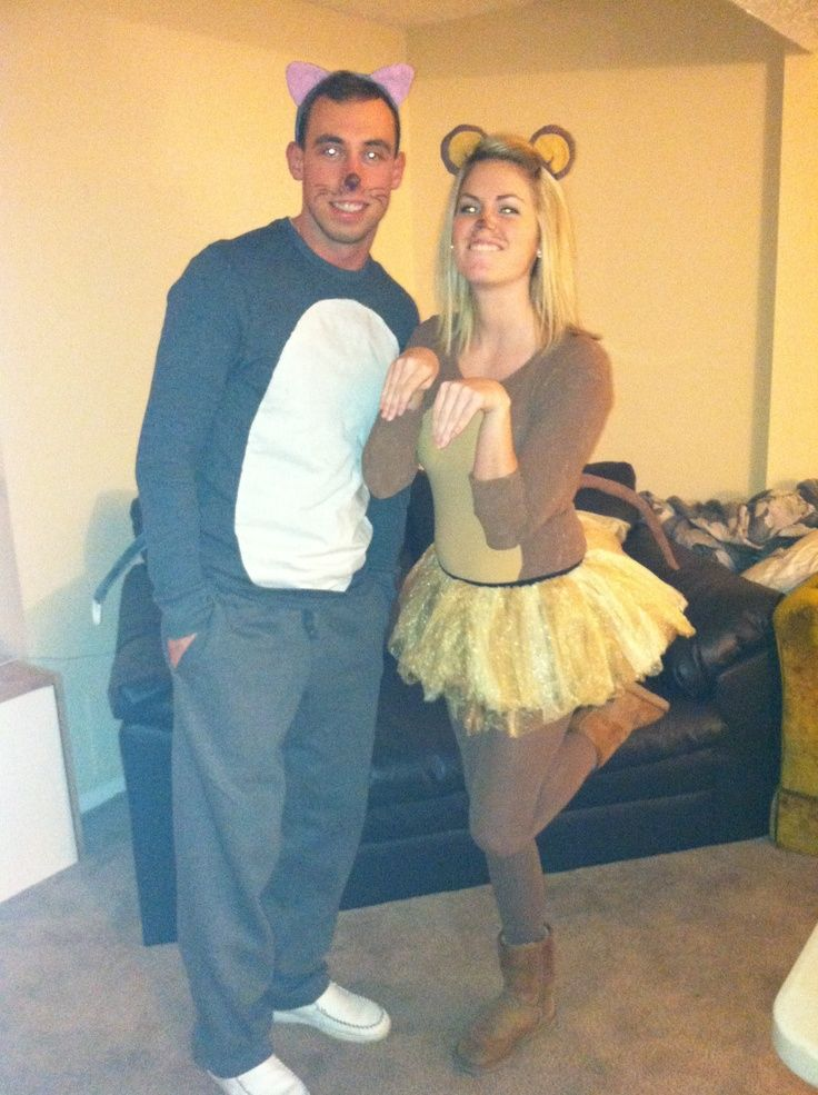 """tom and jerry"" his and hers costumes - Google Search"