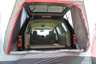 Cabela S Campright Suv Tent With Screen Room My
