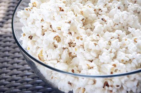 Popcorn in der Mikrowelle selber machen   Appel-und-n-Ei