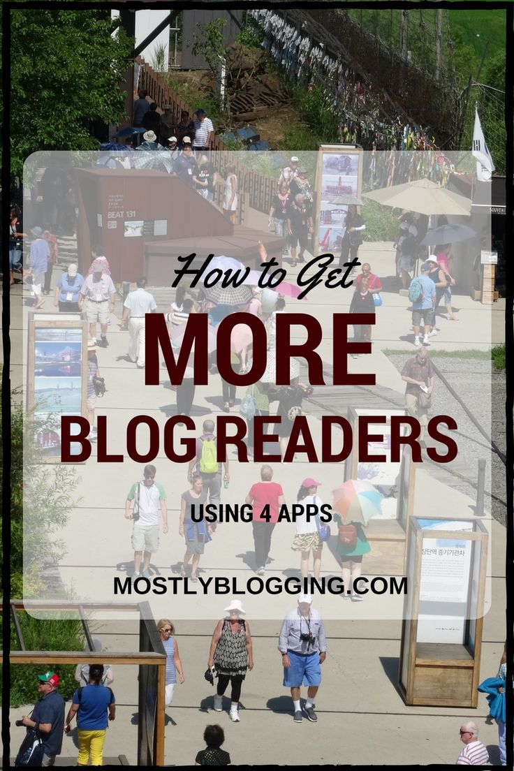 How to use #apps to attract more blog subscribers #BloggingTools