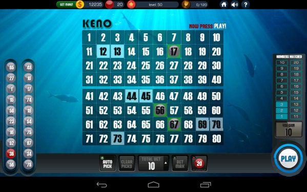Målet med dette spillet er at det ble vellykket truffet tre til ti numre fra totalt 20 drawn.Prize som kan vinne i den klassiske runde av #keno spill avhenger av hvor mange tall du velger, på antall treff og innsatsen din. #casino casino anmeldelser