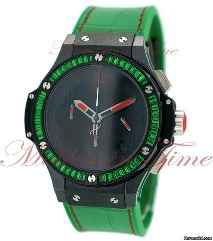 "Hublot Big Bang 41mm Tutti Frutti ""Black Apple Federation Mexican Football Association"", Bla"