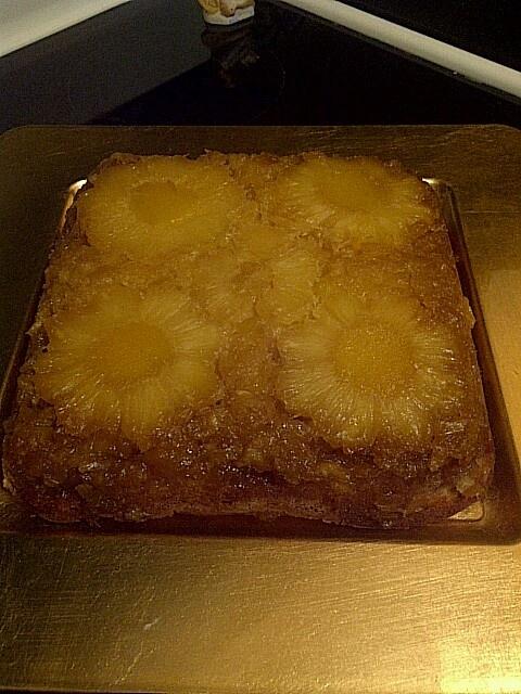 Pineapple & Mango Upside Down Cake | Dump cakes and the like | Pinter ...