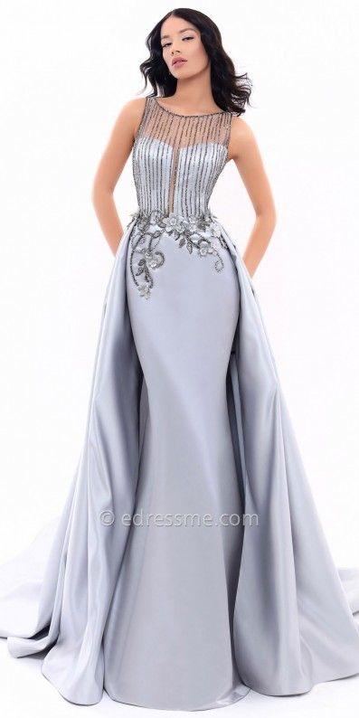 3b63ed00e71 Shop for Megan Evening Dress by Tarik Ediz at ShopStyle. Now for Sold Out.