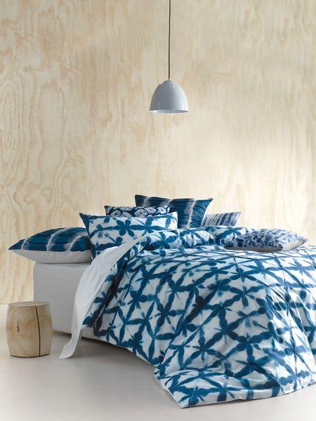 Marie Claire Sakai Quilt Cover Set Bed White Cotton Doona Duvet New Linen