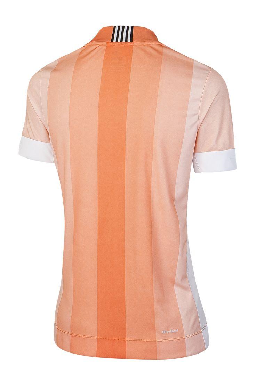 Para completar, além das três opções de cores de camisas oficiais, o público feminino terá uma cor exclusiva em degradê coral.