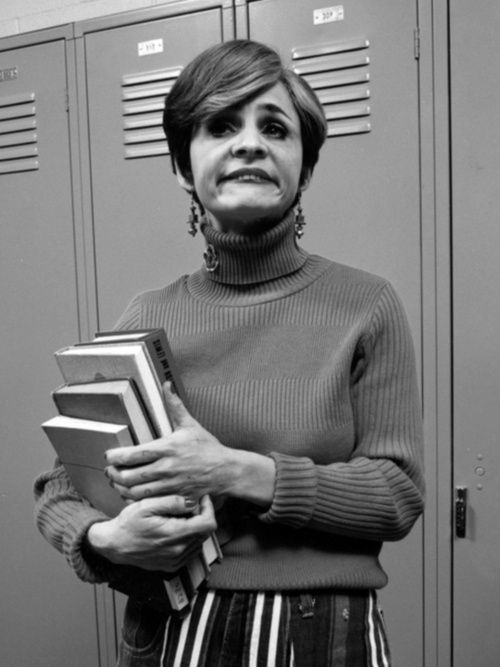 "Amy Sedaris as Jerri Blank in ""Strangers With Candy."""