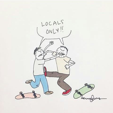 Locals only!!!!!