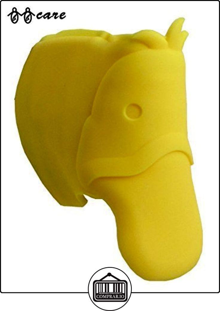 BBCare Protector de Ca?o y Protector de Grifo de la Ba?era, de Silicona Suave y Flexible - Pato(Amarillo)  ✿ Seguridad para tu bebé - (Protege a tus hijos) ✿ ▬► Ver oferta: http://comprar.io/goto/B01FBMHZ1S