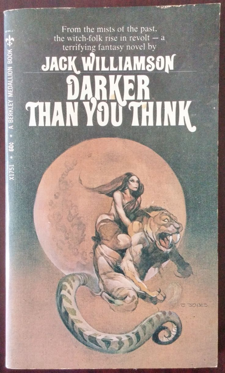 Darker Than You Think  Jack Williamson