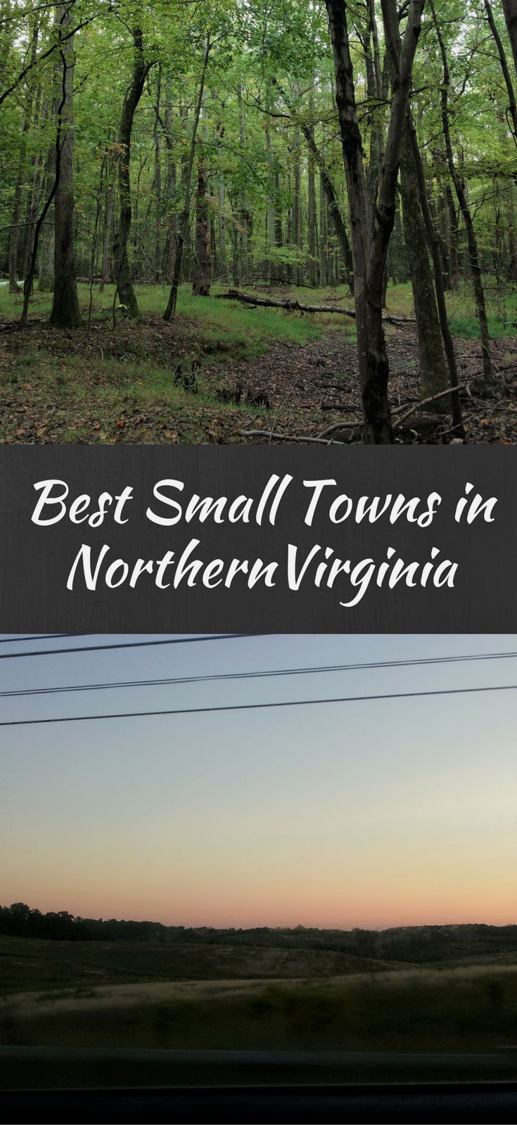Best Small Towns in Virginia That You Need To Visit – Anshula | Travel Blogger