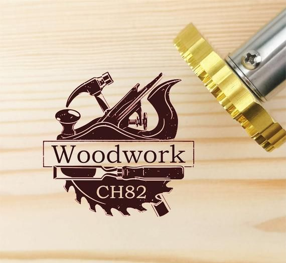 Custom Electric Branding Iron for Woodworkers  Custom Business branding iron on wood  Gift for woodworkers  Steak Food branding