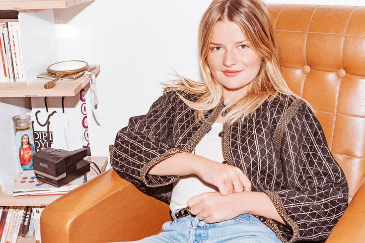 Journalist and Art Director Sabina Socol talks beauty at home in Paris—French deodorant, tanning pills, just-bitten lipstick, and more.