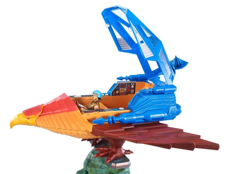 cool Masters of the Universe Point Dread & Talon Fighter - MOTU