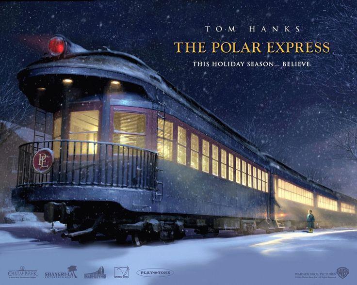 Polar Express | Polar Express | Fondos de películas