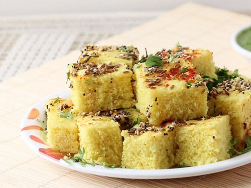 Just Kitchen: Khatta Dhokla Recipe