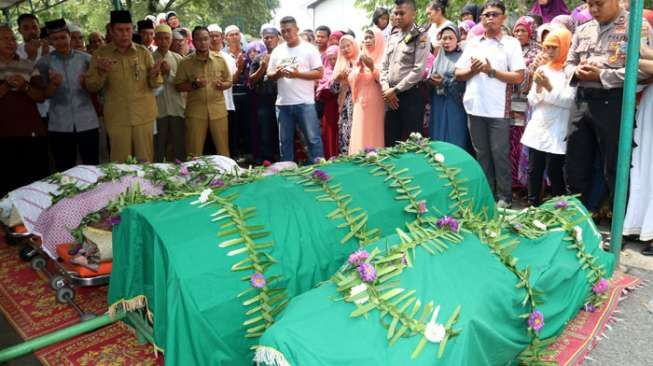 Kinara, Balita di Kolong Ranjang Saksikan Keluarganya Dibantai