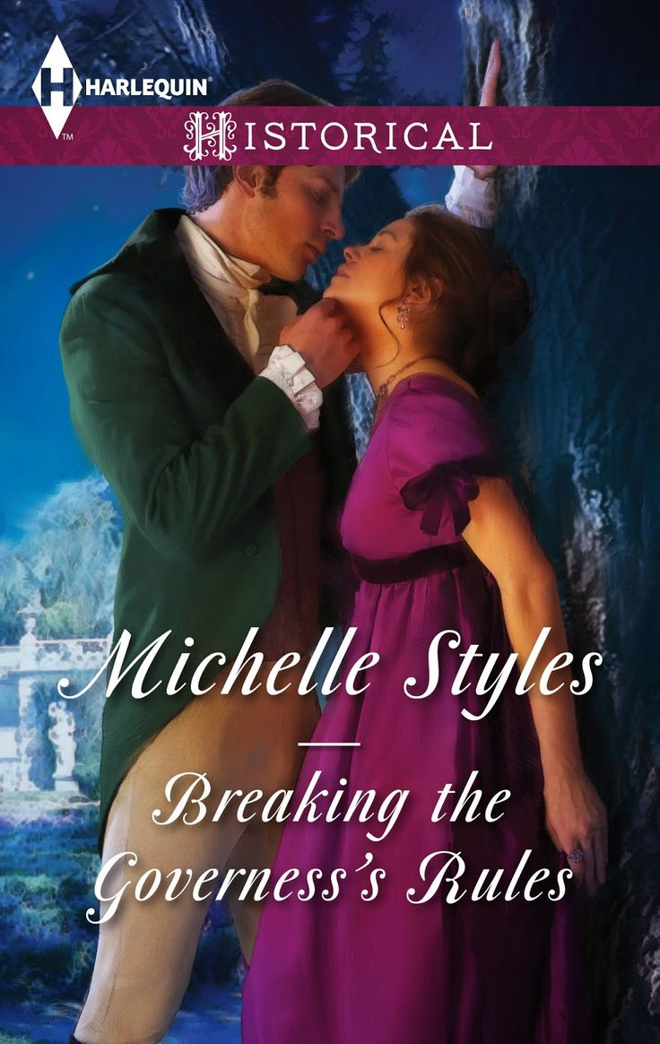 Michelle Styles:: Breaking the Governess's Rules