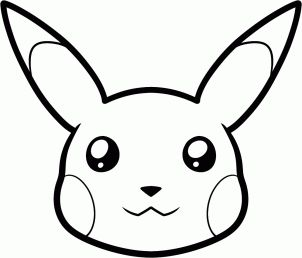 Another very popular face going up right now is on the mascot for Pokemon. This tutorial will show you  how to draw Pikachu easy , step by step. This was ...