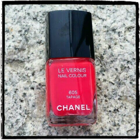 Mitt liv som Toril :o): Chanel Nail candy