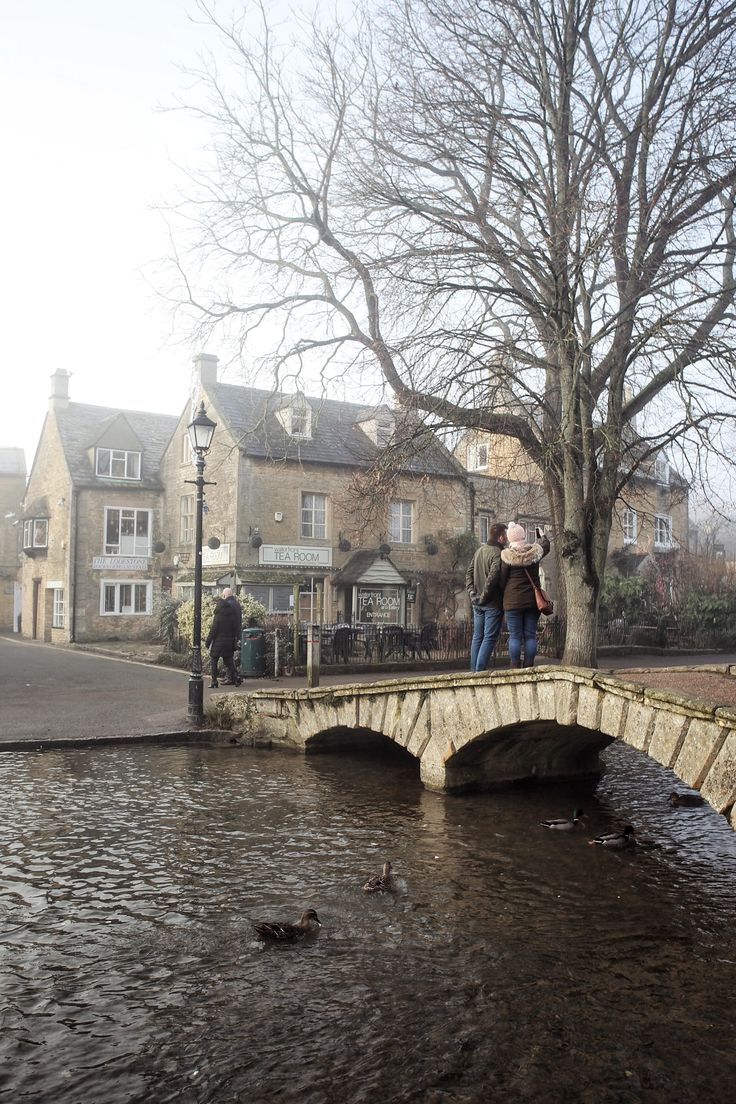 Bourton on the Water, Cotswolds, UK. By @monalogue on Instagram.