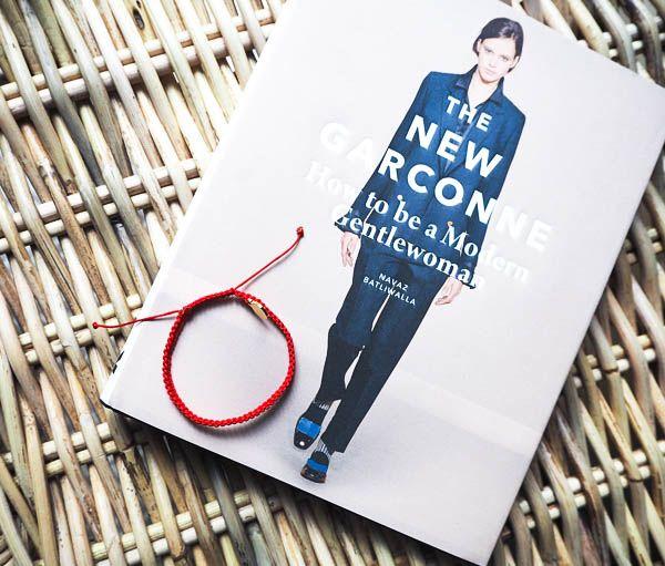 Bare Braunstein bracelet and a Modern Gentlewoman http://gabriellalundgren.com/bare-braunstein-bracelet-and-a-modern-gentlewoman Book The New Garconne by Navaz Batliwalla, Bracelet from Bare Braunstein