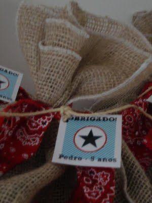 Piccolo Sogno: Cowboy Party www.piccolosognodesign.com