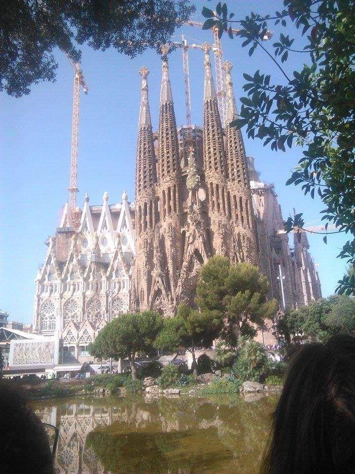 #Barcelona #Spain #Travell #Janessuitcase #Travelling #SagradaFamilia #Sagrada