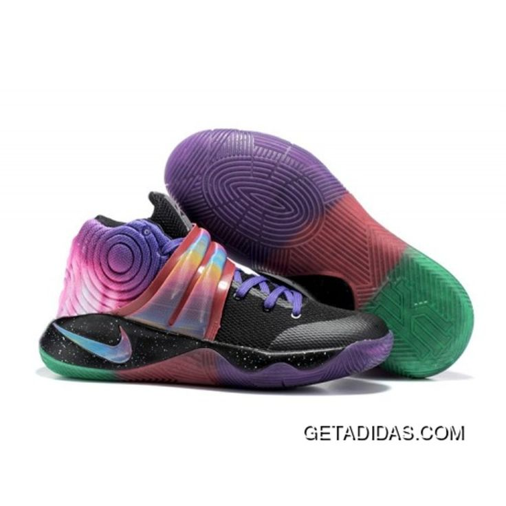 http://www.getadidas.com/nike-kyrie-2-sneakers-black-rainbow-basketball-shoes-top-deals.html NIKE KYRIE 2 SNEAKERS BLACK RAINBOW BASKETBALL SHOES TOP DEALS Only $98.34 , Free Shipping!