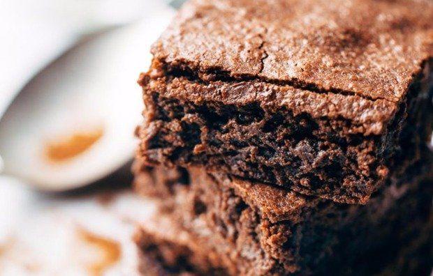Кофейные брауни - кулинарный пошаговый рецепт с фото на KitchenMag.ru