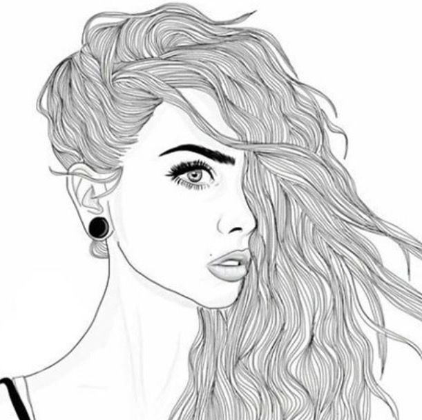 Best Bonecas Kawaiitumblr Images On Pinterest - Hairstyle drawing tumblr