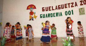 Guardería del IMSS invita a su tradicional Mini-Guelaguetza 2017