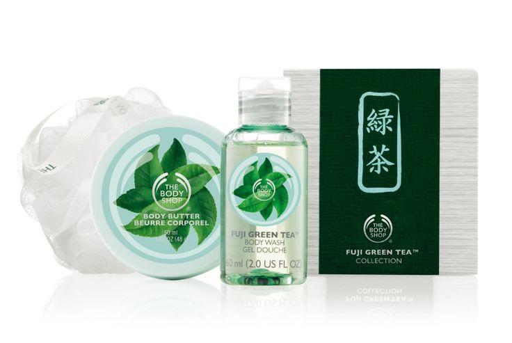 Zestaw prezentowy mini Fuji Green Tea