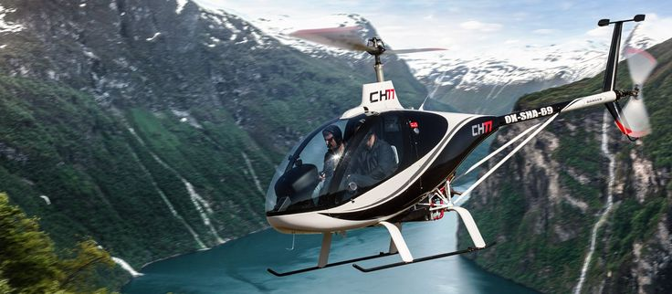 Ultralight helicopter CH-77 Ranabot - Ultralight helicopters CH-77 RANABOT, CH-7 CHARLIE, CH-7 KOMPRESS - MAMBA - AIR s.r.o.
