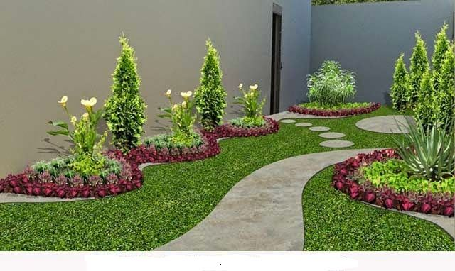 Landscaping Ideas For Front Of House In Northeast : Ideas para garden outdoor living gardens photos shade searching