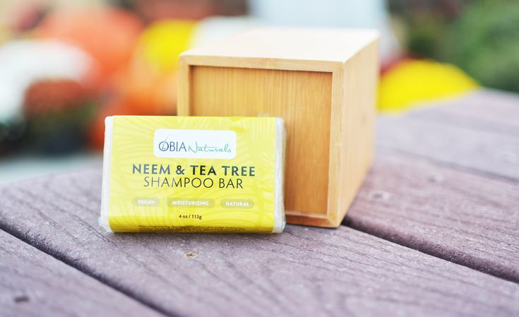 Obia Naturals Neem Tea Tree Shampoo Bar Review: I Found My Staple Shampoo! | Girl vs Curl - Natural Hair Care and Styling