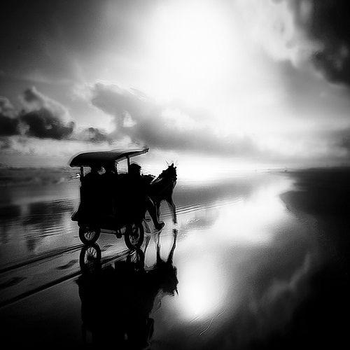 Parangtritis Beach - Yogyakarta - Indonesia by Hengki Koentjoro