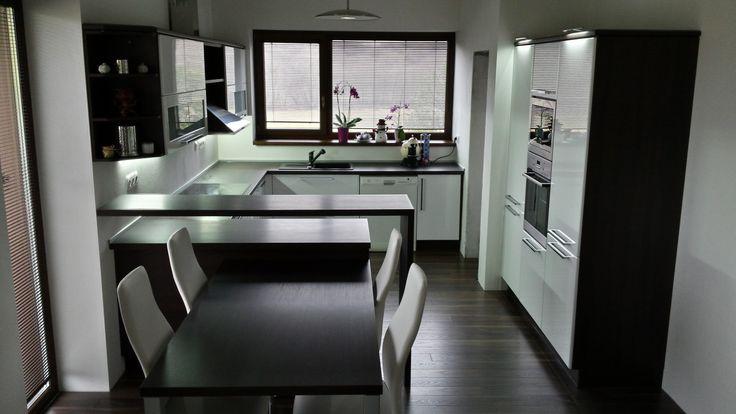Kuchyňa ELIS biela arctic v.l. - Decodom