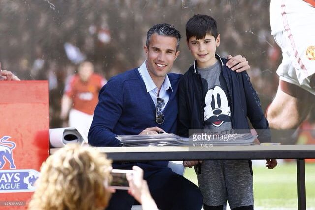 Robin van Persie International Tournament 2015.