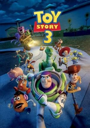 "- Toy Story 3 Movie Poster Puzzle - Lap Top Fun size desktop puzzle, 120 pieces. - Measures 7.75""x11.75"""", 19.7x29.85cm. Durable puzzleboard with high gloss finish. Great size for anyone, and perfect"
