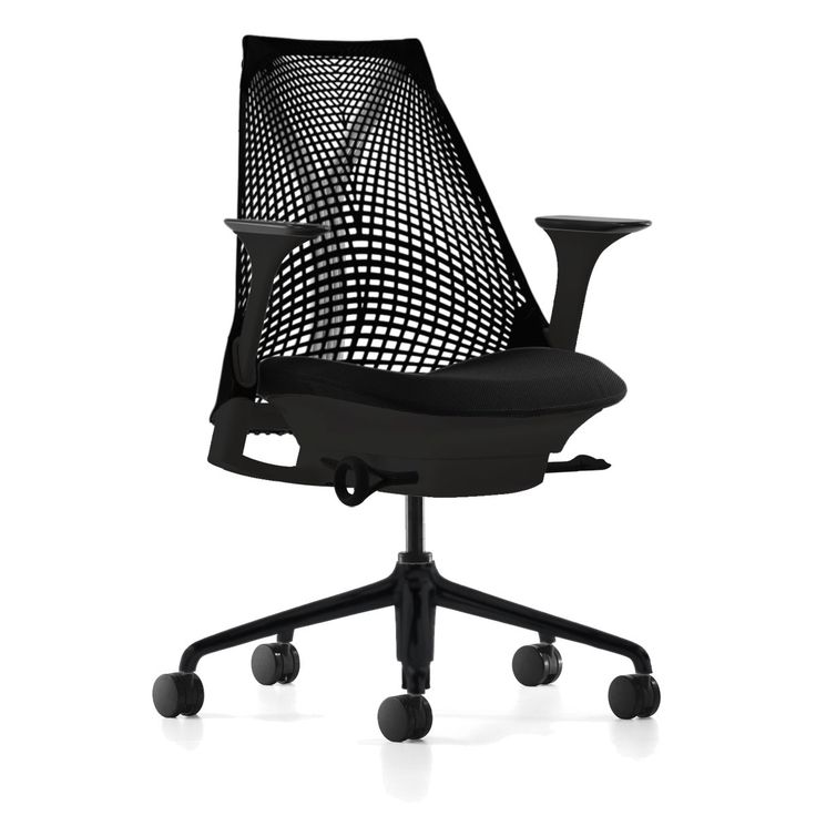 Herman Miller - SAYL - moffice.dk. #kontorindretning #kontorstol #office #bæredygtig #genbrug #ergonomi