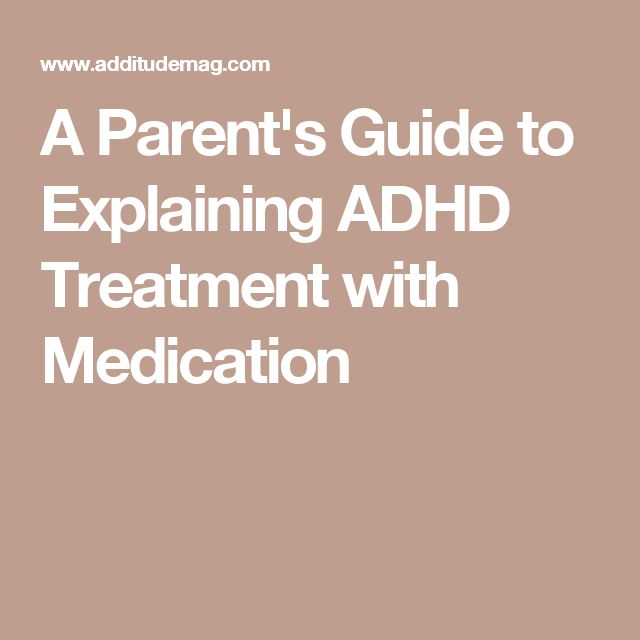 A Parent's Guide to Explaining ADHD Treatment with Medication