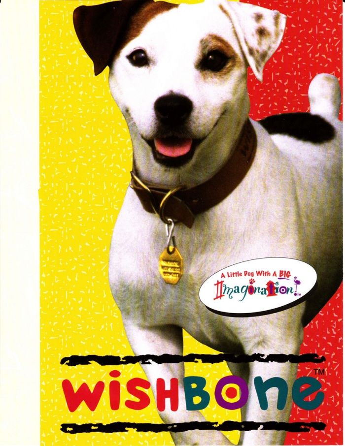 Wishbone!!! Does anyone remember this?! I used to watch this all the time until it was cancelled :( All the good shows get cancelled...