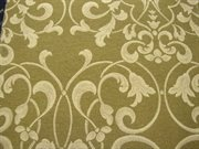 Showcase Lisa Grass Green Victorian Floral Fabric: S Lisa Grass Green 1005000 Fabric and Upholstery Fabric Store for Discount Drapery Fabric, Glen Raven Sunbrella Outdoor Fabric, and Designer Fabrics by the Yard.