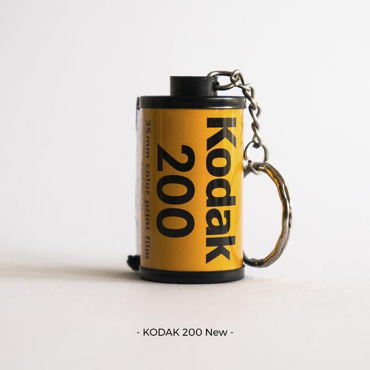 KODAK 200 | 35mm film photography | keychain