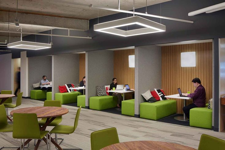 I just voted for design blitz in shaw contract group 39 s for Corporate office interiors