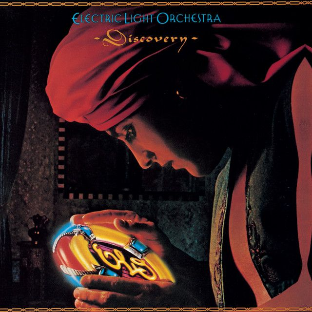 Saved on Spotify: The Diary of Horace Wimp by Electric Light Orchestra